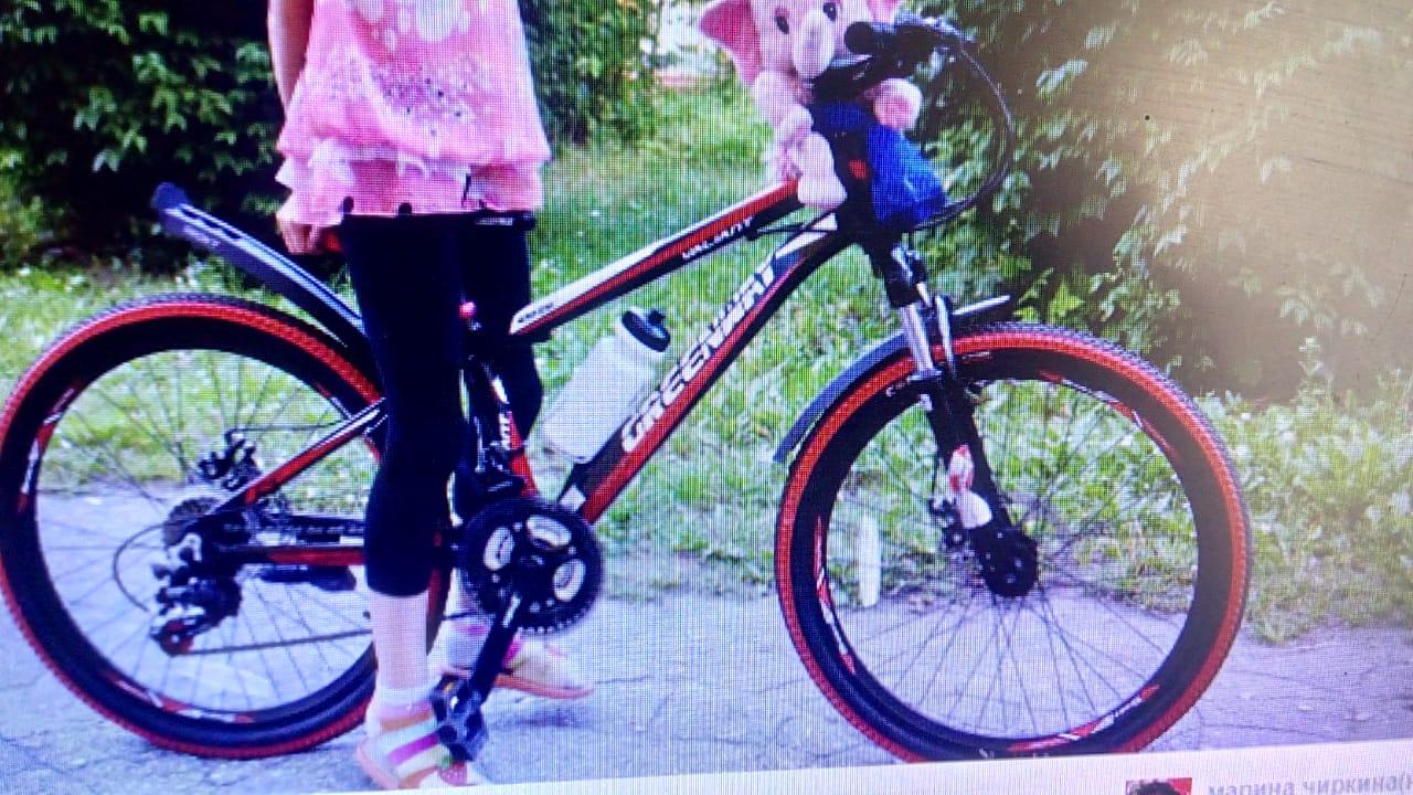 В Белых Берегах из подъезда украли велосипед