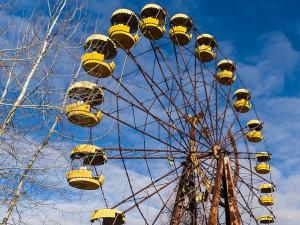 В чернобыльской Припяти спустя 33 года запустили Чертово колесо