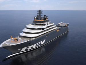 Самая большая в мире исследовательская яхта спущена на воду