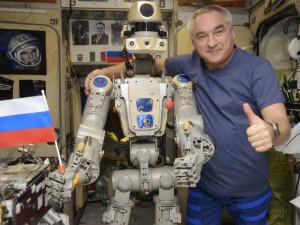 Новуб систему возвращения на Землю испытают на роботе Фёдоре