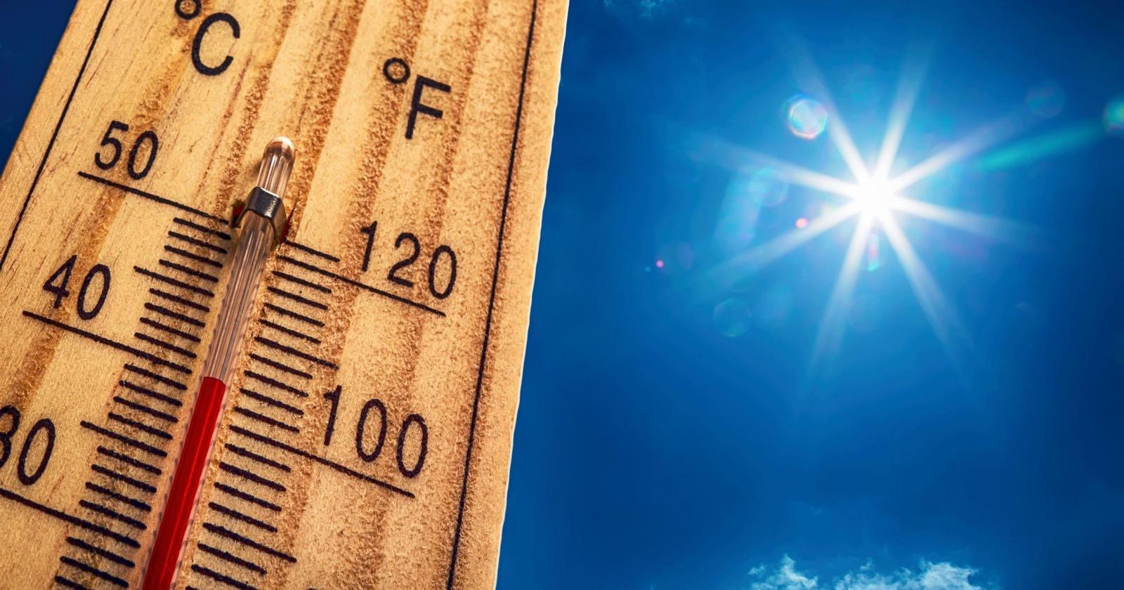 Синоптики предупредили о 36-градусной жаре