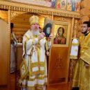 Митрополит Александр освятил храм вЖирятинском районе