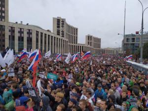 Шнурова раскритиковали за стих о митинге