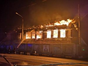 Причины пожара в челябинском «Доме Пчелина» выяснит прокуратура