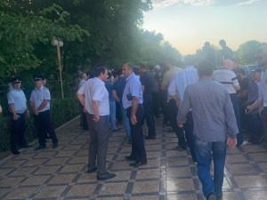 100 дагестанских мужчин обиделись на Кадырова