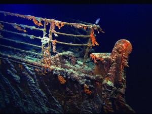 «Титаник» разрушится к 2030 году