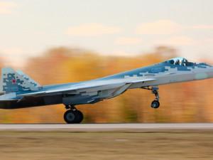 Впервые Су-57Э покажут на авиасалоне «МАКС-2019»
