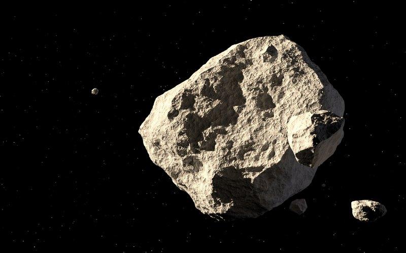 К Земле несется астероид размером с пирамиду Хеопса