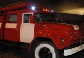 Из горящего дома в Брянске эвакуировали 30 человек