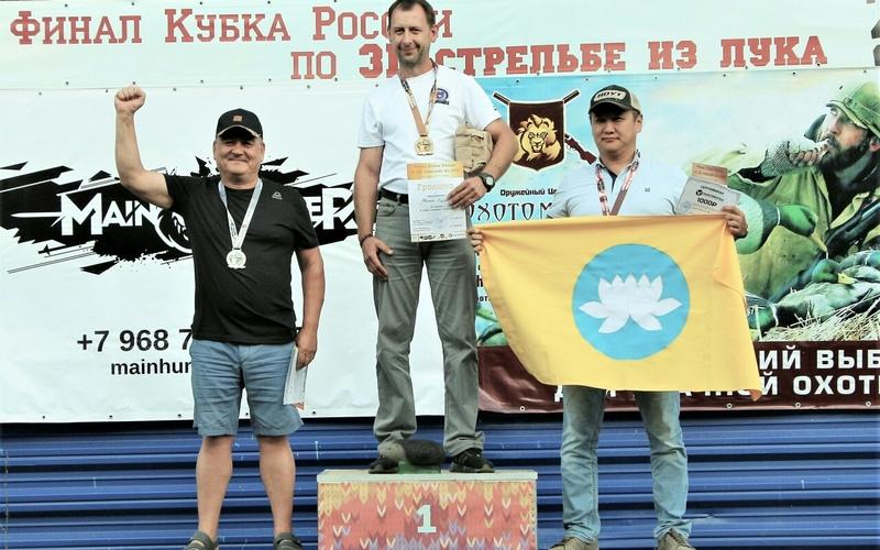 Брянец выиграл Кубок России по 3D стрельбе из лука