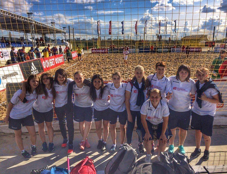 Брянские футболистки отправятся на Чемпионат России
