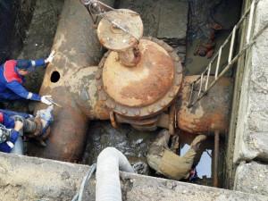 100%-й износ половины водопроводных сетей Челябинска. Остро не хватает средств на реконструкцию