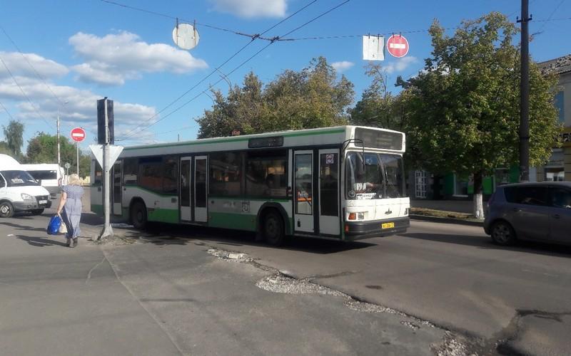 От Брянска до Сельцо пустили большой автобус