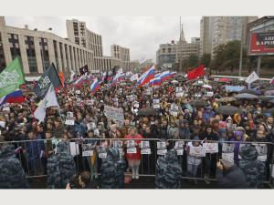 Чем митинги этого лета отличаются от событий на Болотной: мнение участника