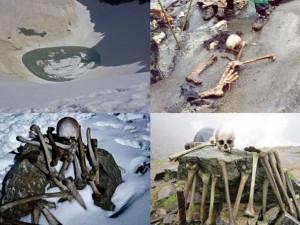 На гималайском озере Скелетов нашли кости европейцев