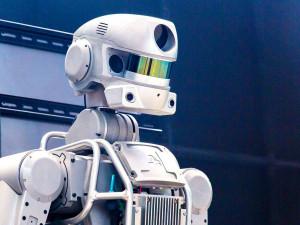 Магнитогорский робот Федор пока не смог перебраться на космический корабль. Предстоит новая попытка