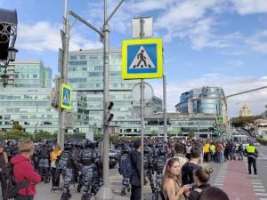В Москве начинается согласованная акция: ждать ли провокаций?