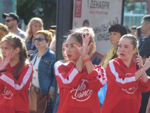 Танцевальный фестиваль ТНТ стартовал в Челябинске