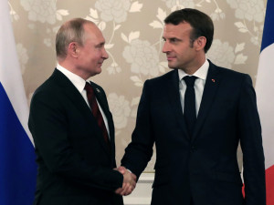 Что увидел Путин в Москве при взгляде из Парижа?