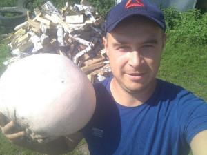 Челябинская полиция прекратила поиски похитителя 6-килограммового гриба