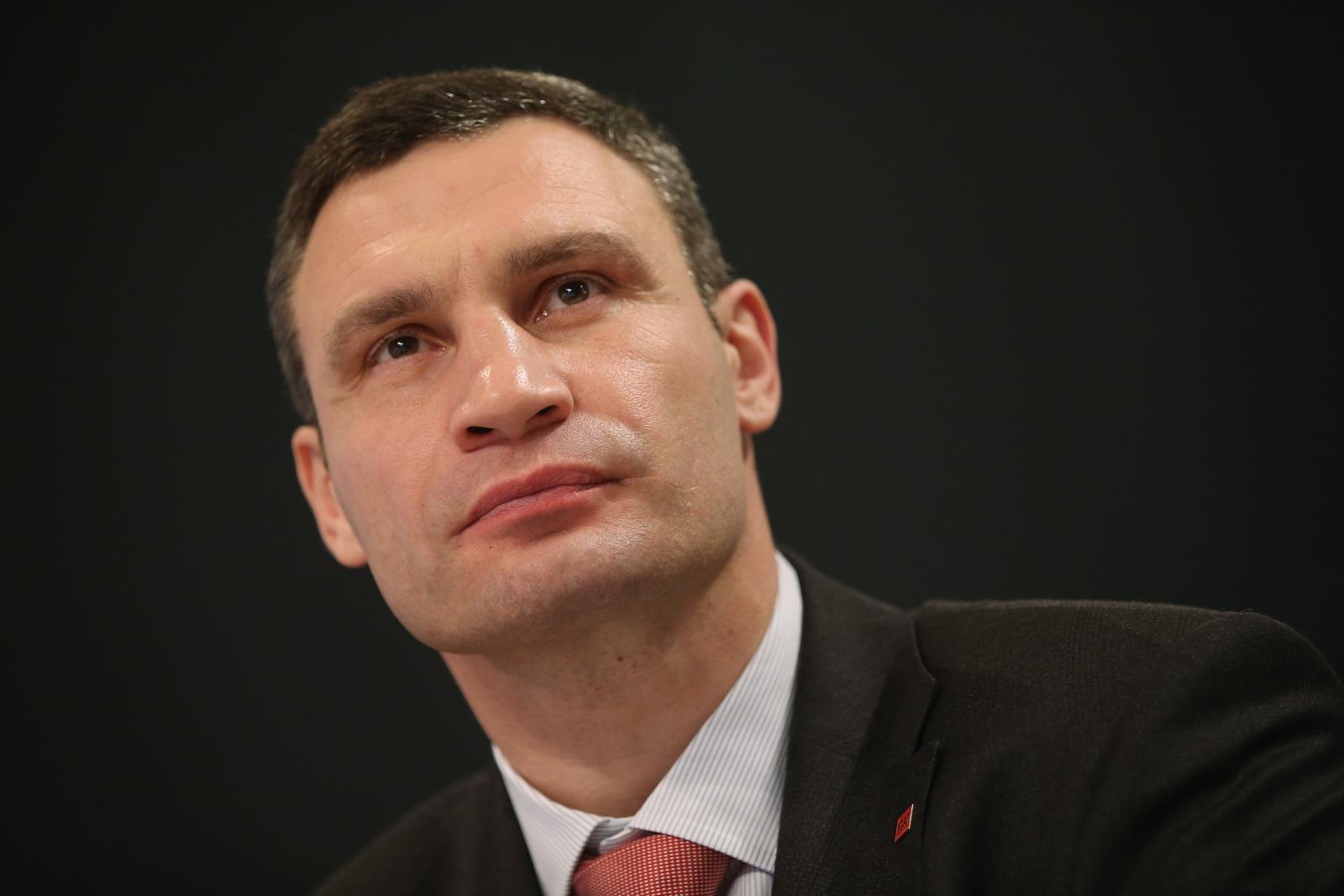 Кличко рассказал про статус Киева и Севастополя