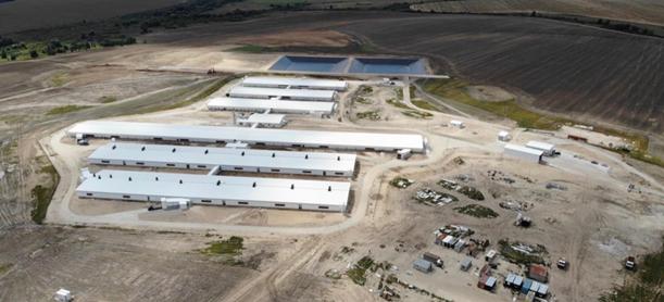 «БрянскАгрострой» успешно завершил строительство новых площадок в Севском и Суземском районах