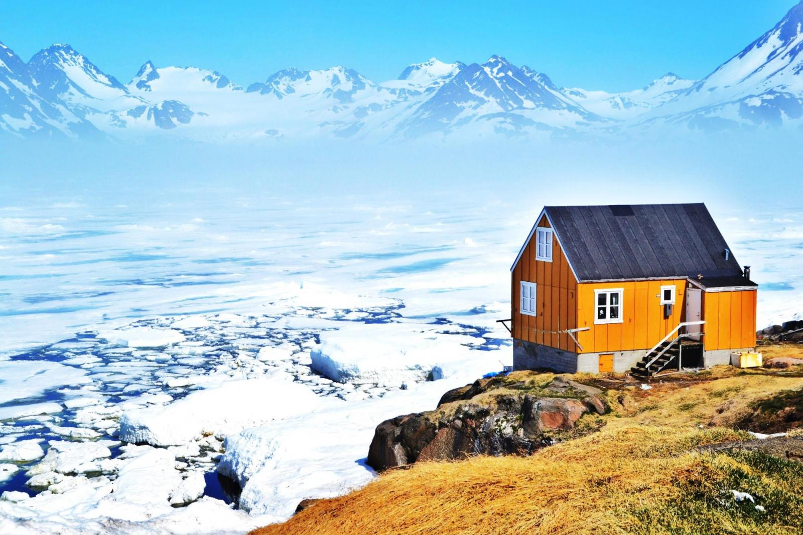 В Гренландии отреагировали на слова о покупке Трампом острова
