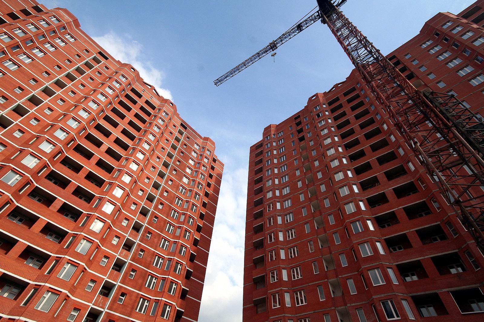 В регионе стали строить больше частных домов