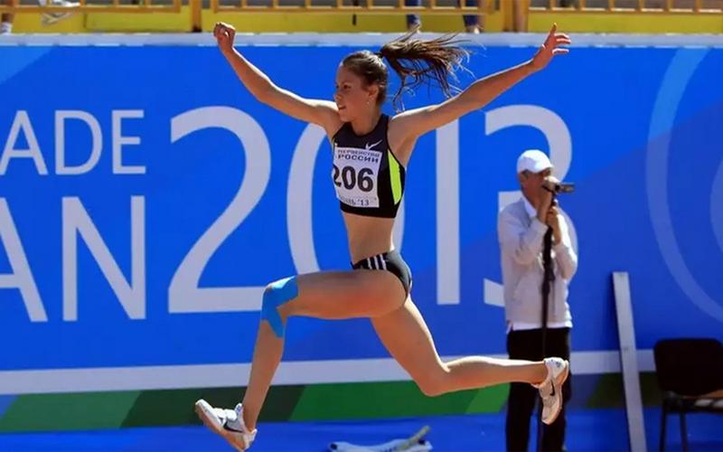 Брянская легкоатлетка Дарья Нидбайкина выиграла чемпионат России