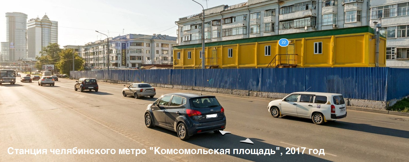 Единственная станция метро в Челябинске: хроника деградации в фотографиях за 10 лет