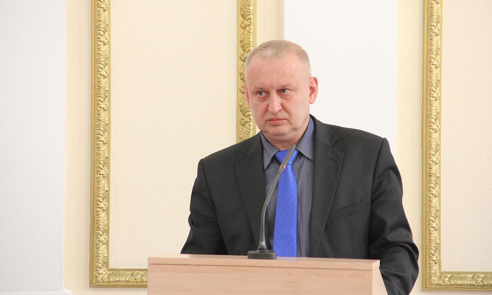 В Брянске уходит с должности директор департамента внутренней политики