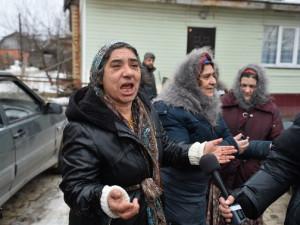 Россияне собираются изгнать цыган