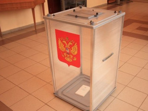 В Санкт-Петербурге украли урны с бюллетенями?