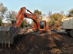 Строительство дорожной развязки на улице Нагорной челябинский краевед считает незаконным