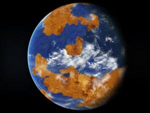 До таинственной катастрофы Венера могла быть обитаемой