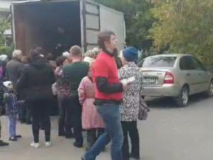 Картошка по 5 рублей за кило. На факт подкупа единороссом избирателей в Советском районе Челябинска полиция не реагирует