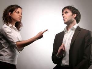 Спорить с женщиной - себе дороже. Почему?