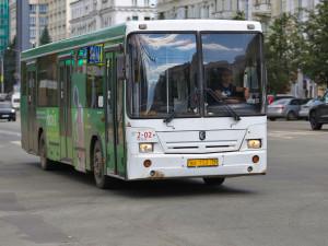 Дополнительные автобусы будут работать в Челябинске в Единый день голосования