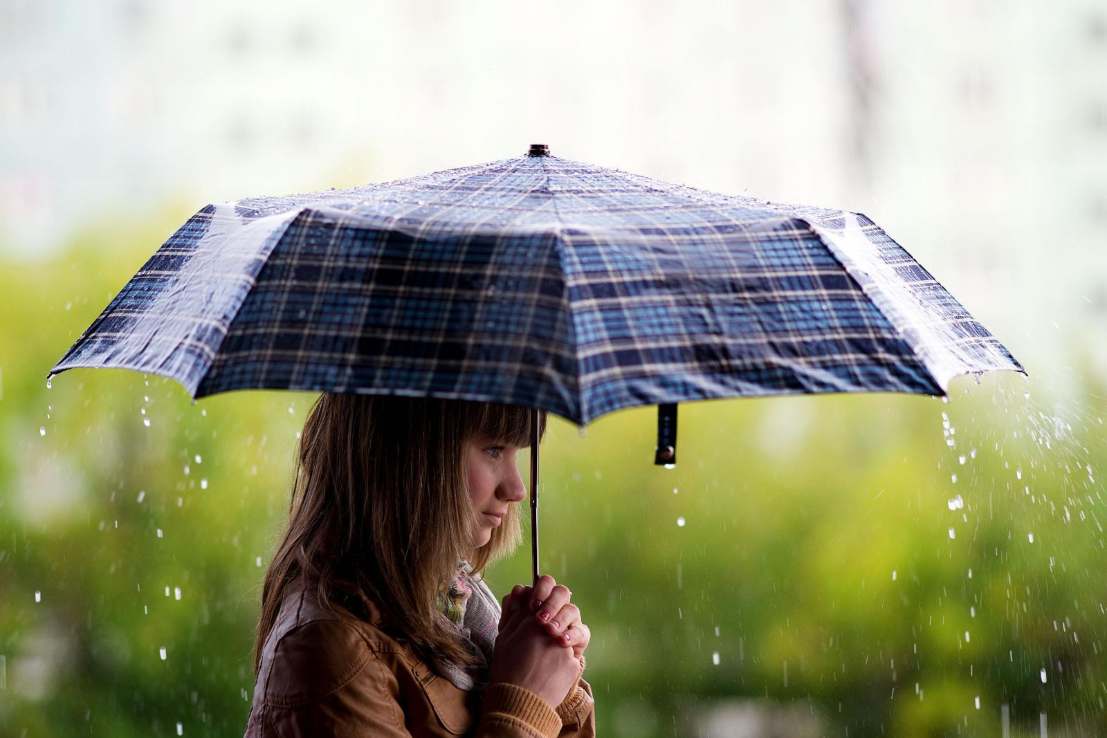 В воскресенье брянцам пообещали дождь