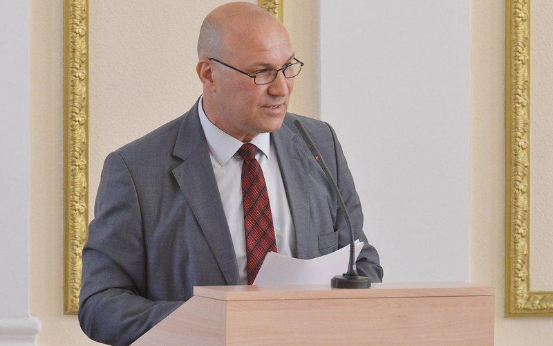 Подал в отставку глава брянского управления физкультуры Корнеев