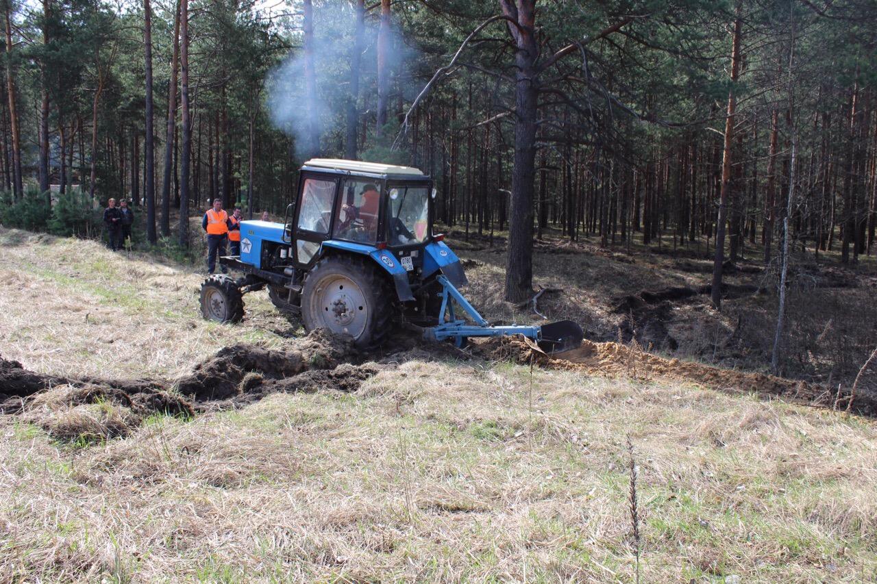 """Система """"Лесохранитель"""" бережет не только лес"""