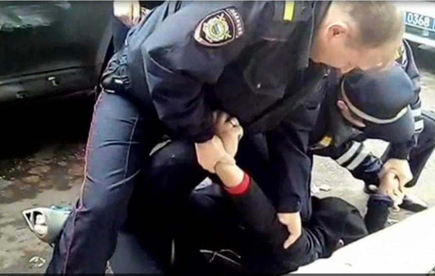 Жители Белых Берегов сдали в полицию пьяного водителя