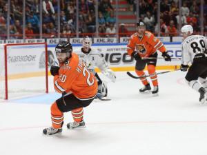 «Трактор» одержал первую победу в новом сезоне КХЛ