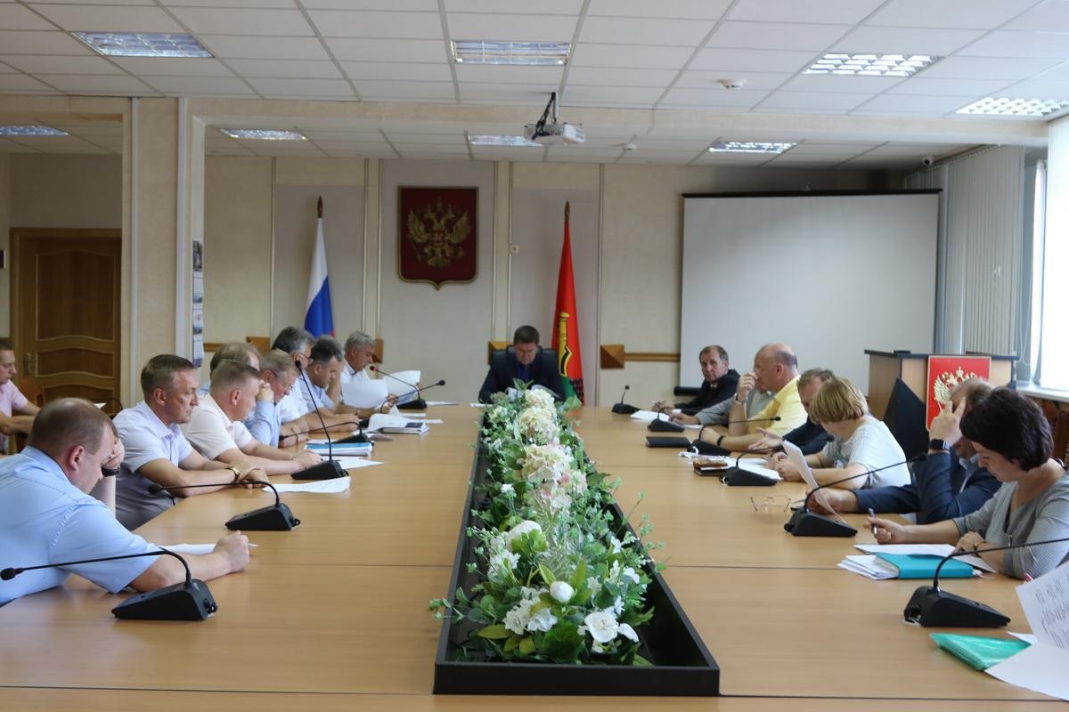 В Брянске подвели итоги голосования за территории для благоустройства