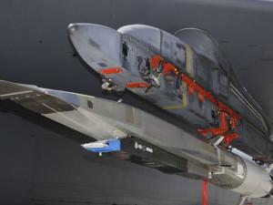 Гиперзвуковую крылатую ракету ВВС США хотят получить в 2022 году (видео)