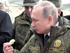 Какой анекдот рассказал Путину начальник Генштаба