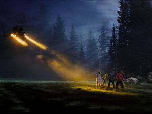 Охрана Зоны 51 готовится к штурму: ожидается нашествие искателей пришельцев?