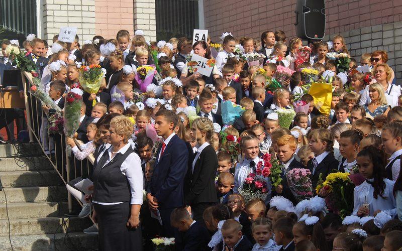 День знаний в Брянской области пройдет без дождя