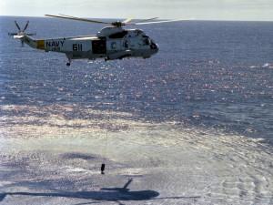 Морскую торпеду поглотила без следа непонятная «темная масса» (видео)