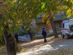 Труп нашли в колодце в Металлургическом районе
